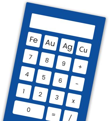 Metalurski kalkulator | Kalkulator tež | Kovintrade Kalkulator